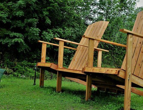 Wysokiej jakości meble ogrodowe wynajem