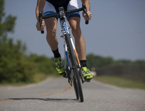 Wygodne spodenki rowerowe